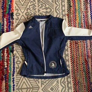 unique adidas running jacket